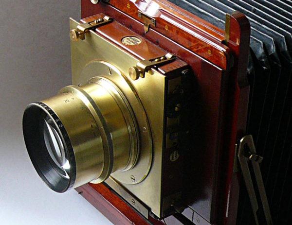 Zeiss Tessar IIb - 360 mm f/6,3 - 1911