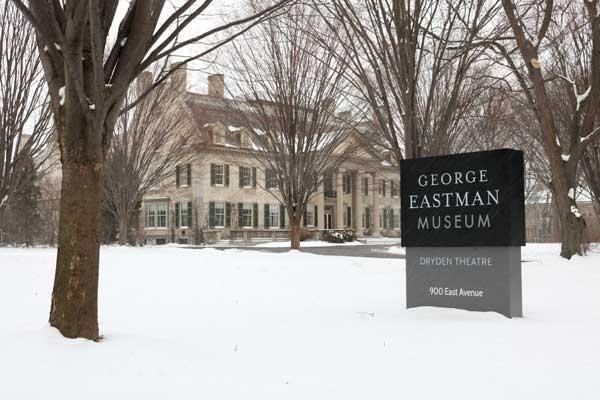 george eastman museum - facade