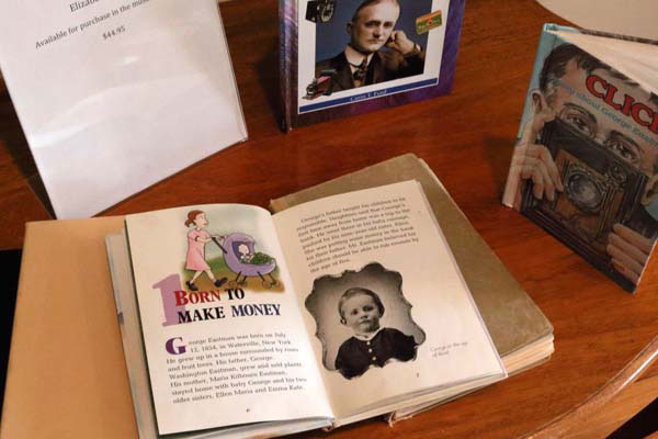 george eastman museum - book born to make money