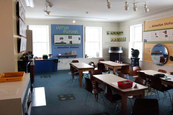 george eastman museum - kids room