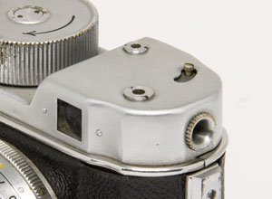 Robot II - Hans Berning - 1935/40 - 90º viewfinder