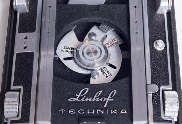 Linhof Super Technika 23 - triple cam
