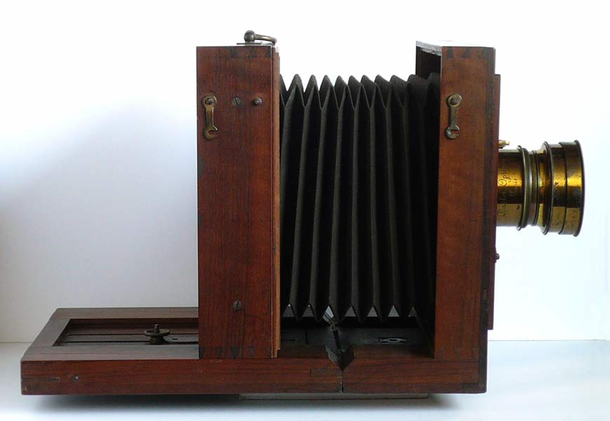 collodium camera - c1858