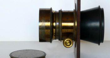 Cone Centralisateur - Darlot Opticien - Petzval type - 240 mm f/4 - ~1862