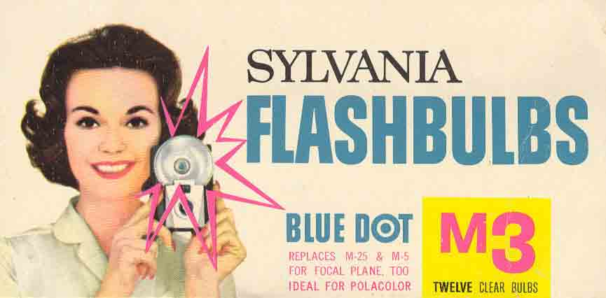 flashbulbs - sylvania cover