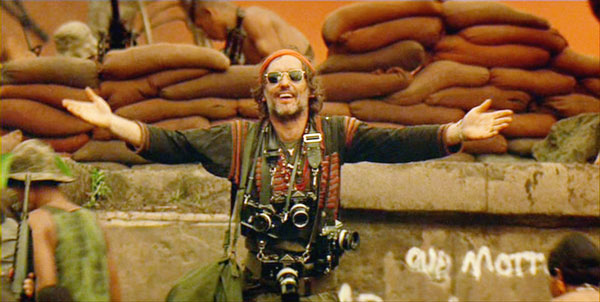 nikon f2 in apocalypse now francis ford Coppola