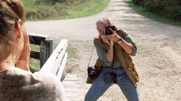 nikon f2 as pontes de madison clint eastwood