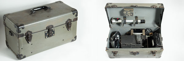 crown graphic graflex - case