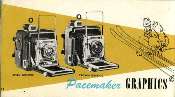 crown graphic graflex - leaflet