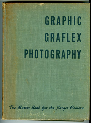 crown graphic graflex - book