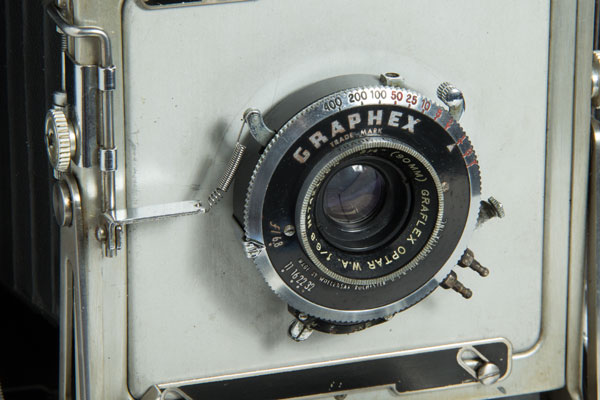 crown graphic graflex - wa