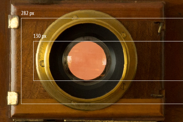 lens aperture measures