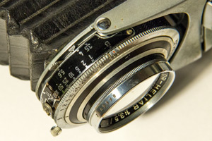 lens aperture heliar mistake discovered