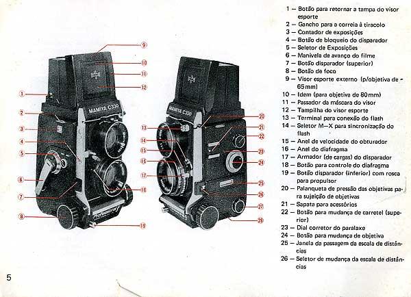 mamiya c330 - manual 1