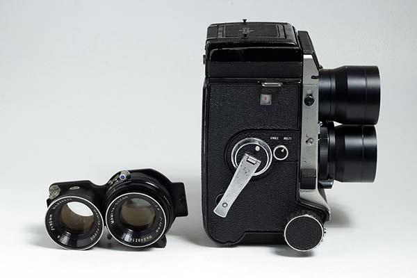 mamiya c330 - 135 mm