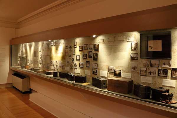 george eastman museum - corridor gallery