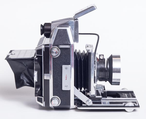 Linhof Super Technika 23 - side view