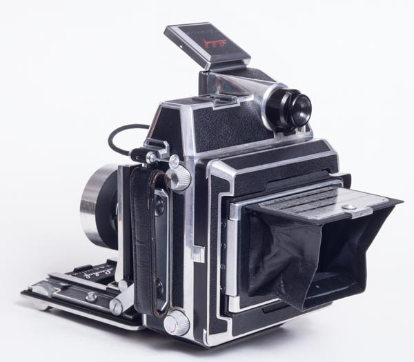 Linhof Super Technika 23 - rear view