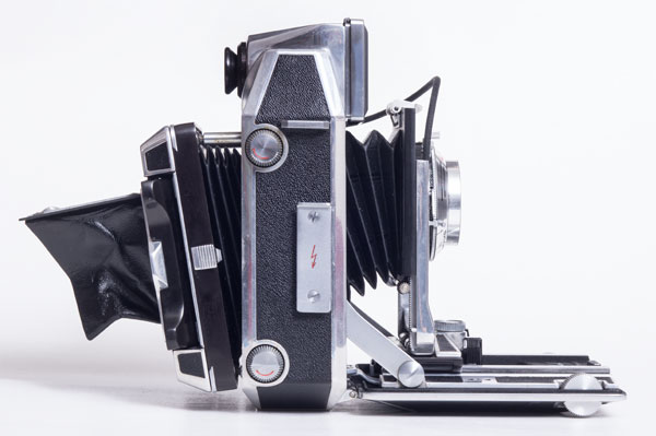Linhof Super Technika 23 - film and lens board movements