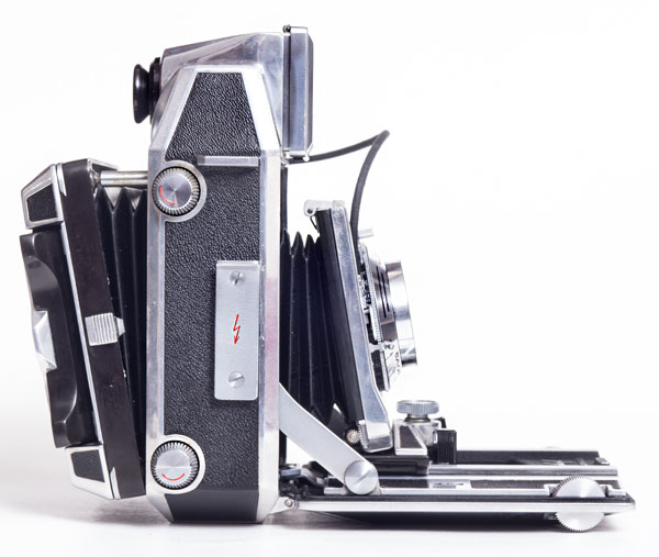 Linhof Super Technika 23 - tilts