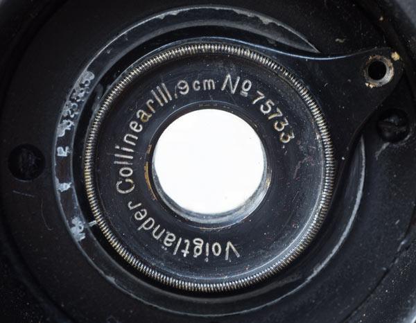 Collinear ser. III 9 cm f/6.8