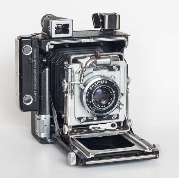 Pacemaker Crown Graphic 23 - Graflex