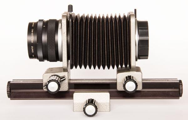 Olympus OM system original bellows
