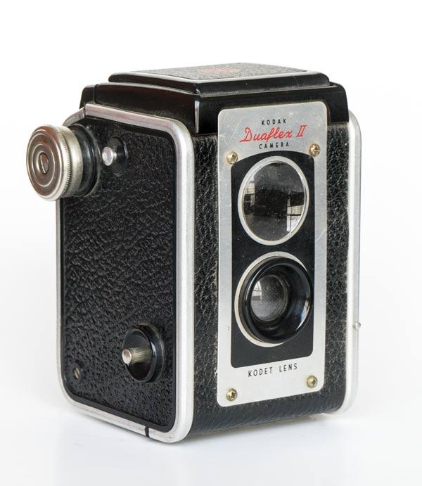 Kodak Duaflex II - front view